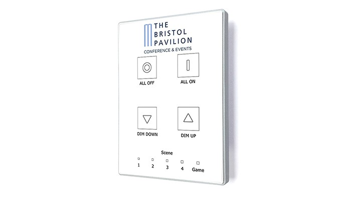 Touch-MyDesign – KNX capacitive Switch, fully customizable