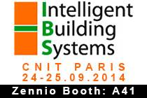 Intelligent Building Systems (IBS) 2014